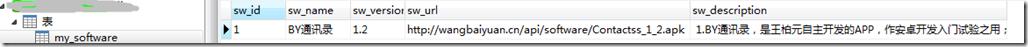 依托虚拟主机为自制APP提供软件更新服务(一)