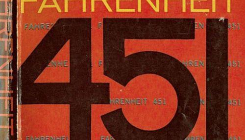 Ray Bradbury所著Fahrenheit 451