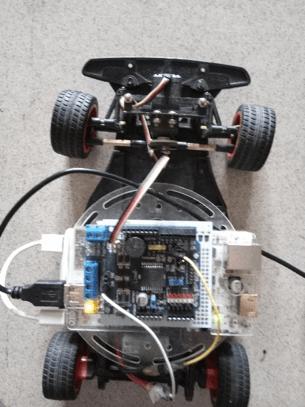 【2】模块控制-Pcduino平台下的智能小车