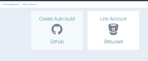 使用Dockerhub持续构建容器镜像